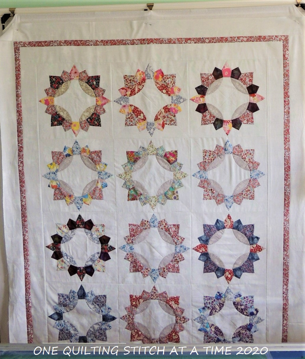 Brimfield Quilt Top